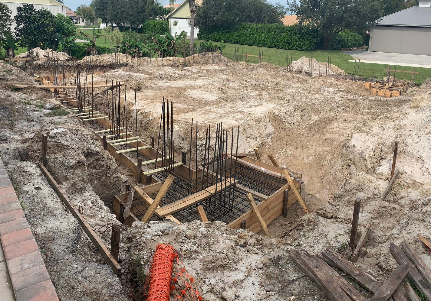 Foundations and Framing - Loxahatchee, West palm Beach, Wellington, Palm Beach County - Strong Builders