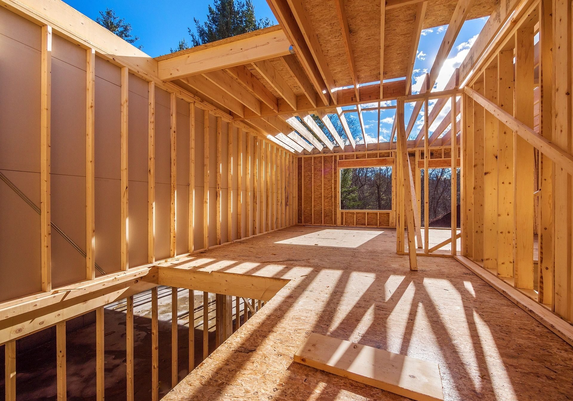 Wood Framing - Strong Builders - Loxahatchee, West Palm Beach, Palm Beach County